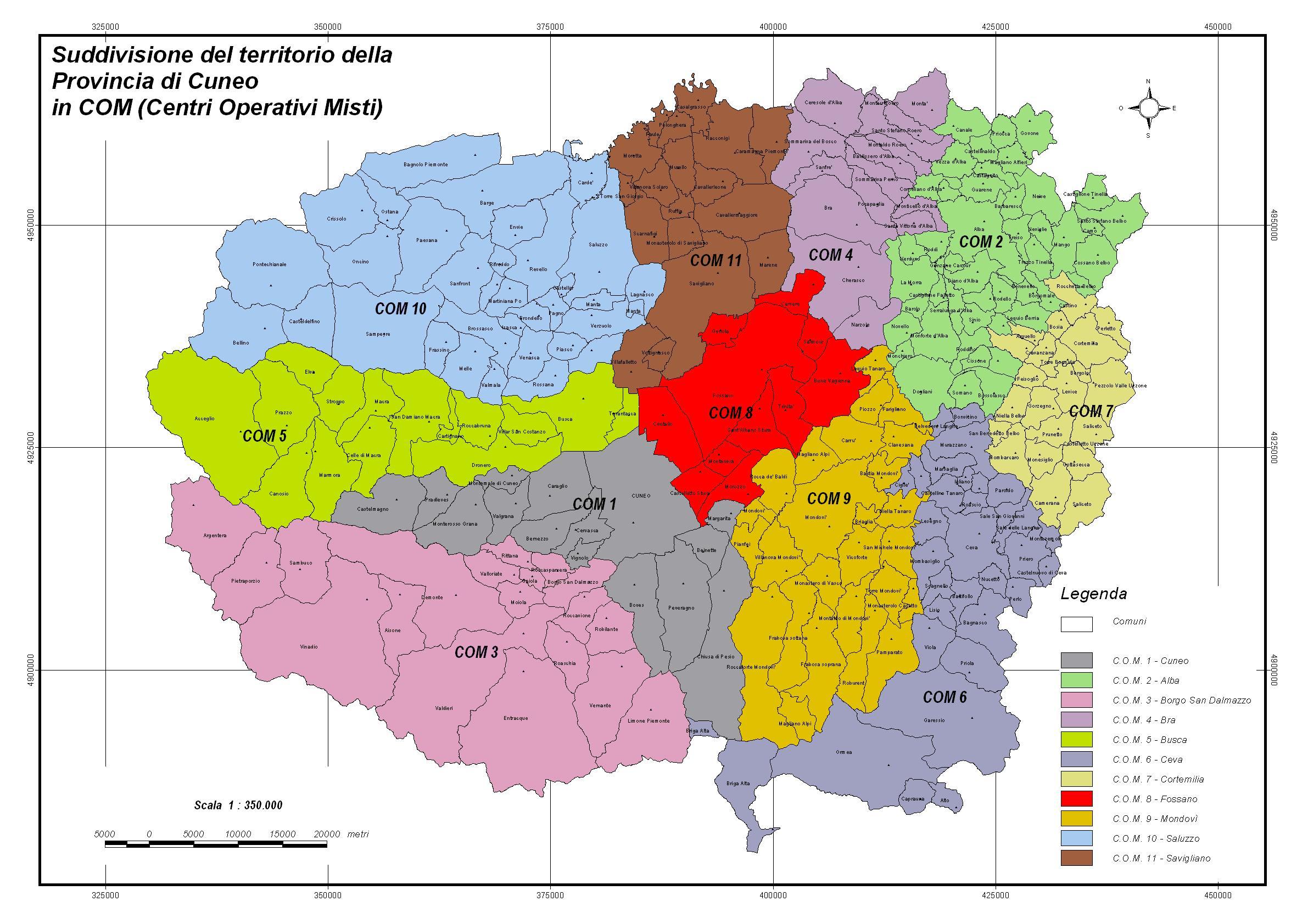 Download protezione civile telecomunicazioni for Arredamenti cuneo e provincia